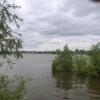В Омской области село Мангут продолжают готовить к паводку