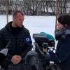 Омский боец Шлеменко призывает вернуть забор картодрому у ДОСААФ