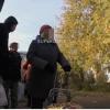 Омская пенсионерка с барахолки до последнего не хотела уезжать с прежнего места