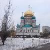 На выходных перекроют главную площадь Омска