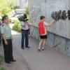 Омская наркополиция закрасила заборы с рекламой курительных смесей