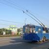В Омске перекроют Ленинградскую площадь для переустройства троллейбусной сети