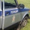 В Омской области пьяный водитель погиб, пытаясь скрыться от ГИБДД