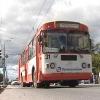 В Омске троллейбусы не будут ходить по Сибирскому проспекту