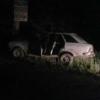 Несовершеннолетний омич врезался в столб на «Москвиче»