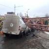 Количество жертв от падения крана в Омске достигло четырех человек