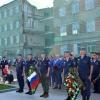 В Омске прошел траурный митинг в память о десантниках, погибших при обрушении казармы
