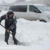 В Омске снова схалтурили при уборке снега