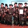 Юные омские казаки за победу в конкурсе получили шашку образца 1910 года