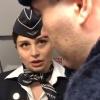 Успенская опубликовала видео с борта скандального рейса Москва – Омск