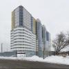 В Омске дом у метромоста не могут ввести в эксплуатацию уже второй год