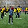 Мини-стадион по программе «Газпром – детям» открыли в Полтавке Омской области