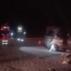 На трассе «Тюмень-Омск» в лобовом столкновении иномарок пострадали водители