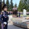 У Вечного огня в Парке Победы открыли Пост №1