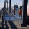 К концу недели в Омске будут помыты и покрашены 3 моста