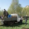 В городке Нефтянников активисты благоустроят новый сквер