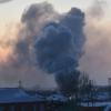 В Омской области соседи вытащили пьяного хозяина из горящего дома