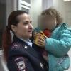 В Омске ночью мужчина нашел на улице потерявшуюся 4-летнюю девочку