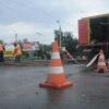 С начала года с омских дорог вывезли 50 тысяч тонн грязи
