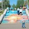 Прогулочной аллеей и велодорожками планируют связать в Омске «Зеленый остров» и Советский парк