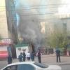 """В Омске возле """"Флагмана"""" произошел пожар"""