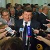 Мэр Двораковский ответил на вопросы омичей в пресс-клубе