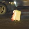 Водитель «Тойоты» скрылся после лобового столкновения в Омске