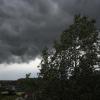 Штормовое предупреждение 18-19 июня: гроза, град и сильный ветер