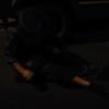 В Омске пьяная бомжиха выскочила из кустов и попала под машину на 20-й Линии