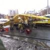 Омского бизнесмена, обвиняемого в падении крана, отправили под домашний арест