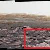 Уфологи «нашли» на Марсе кусок инопланетного корабля