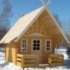 Деревянные брусовые дома – надежность и удобство