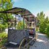 Дом с каретой во дворе продают в Омске за 45 млн рублей