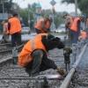 Для омских водителей закроют 30-метровый участок дороги на улице Леонова
