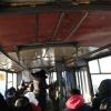 Омич порвал в троллейбусе штаны об торчащее у сиденья железо