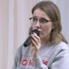 Собчак хочет добиться справедливости суда в России