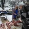 Морозы в Омске не испугали посетителей фермерских ярмарок