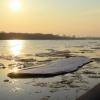 Лед на Иртыше тронется во второй декаде апреля