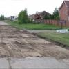 В омском поселке демонтируют дорогу, сделанную местными жителями