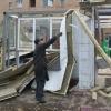 В Омске незаконные киоски будут отключать от электроэнергии