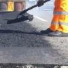 В Омске отремонтировали 120 тысяч квадратных метров дорог