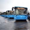 Дептранспорта Омска планирует купить 80 больших автобусов