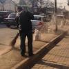 С омских улиц вывезли 8,5 тысяч тонн грязи