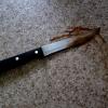 Омич-рецидивист пырнул знакомого ножом в живот