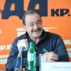 В Омск приехал известный тележурналист Михаил Кожухов