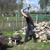 Вместо 20-часовых исправительных работ сельский житель колол дрова главе поселения