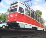 Трамваи специального назначения