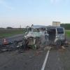 Под Омском в аварии погиб иногородний водитель