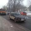Пьяный водитель, уснувший за рулем, спровоцировал пробку в Омске