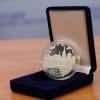 Центробанк выпустил юбилейную монету в честь 300-летия со дня основания Омска